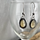 """Thumbnail: Citrine and Sterling Earrings """"Brilliance"""""""