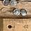 """Thumbnail: Sterling Silver Earrings  - """"Dreamy"""""""