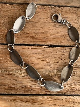 "Sterling Silver Bracelet - ""Luminous"""
