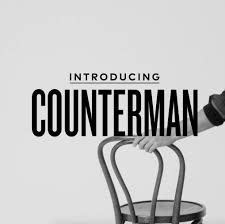 Counterman by Coliena Rentmeester