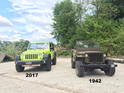 Alter, Jeep, Wrangler Willys