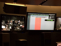 String Recording and Conducting