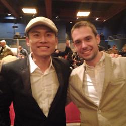 The night of NYU film score concert