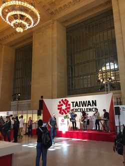 Fuxida Performance in Grand Central