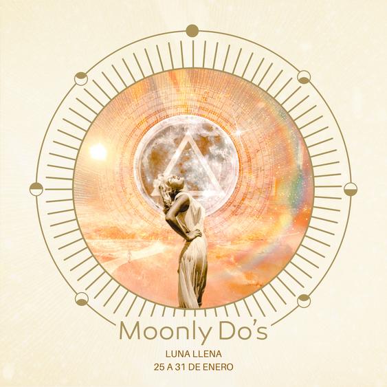 Moonly Do´s · Luna Llena Enero 2021