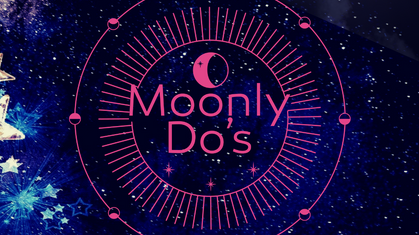 Moonly Do´s · Luna Creciente - Junio 2020