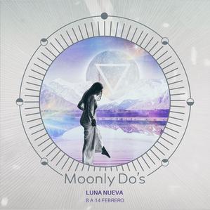 Moonly Do´s · Luna Nueva Febrero 2021