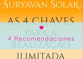 4 Recomendaciones - De lo que Quiera ♡