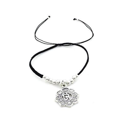 Symbol charm bracelet