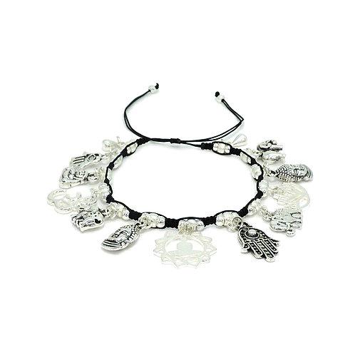 Secret soul charms bracelet
