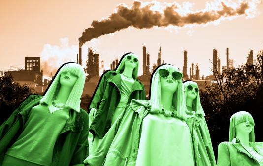 Fast Fashion: Money Maker, Environmental Waste