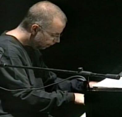 At Piano RMQ Closeup