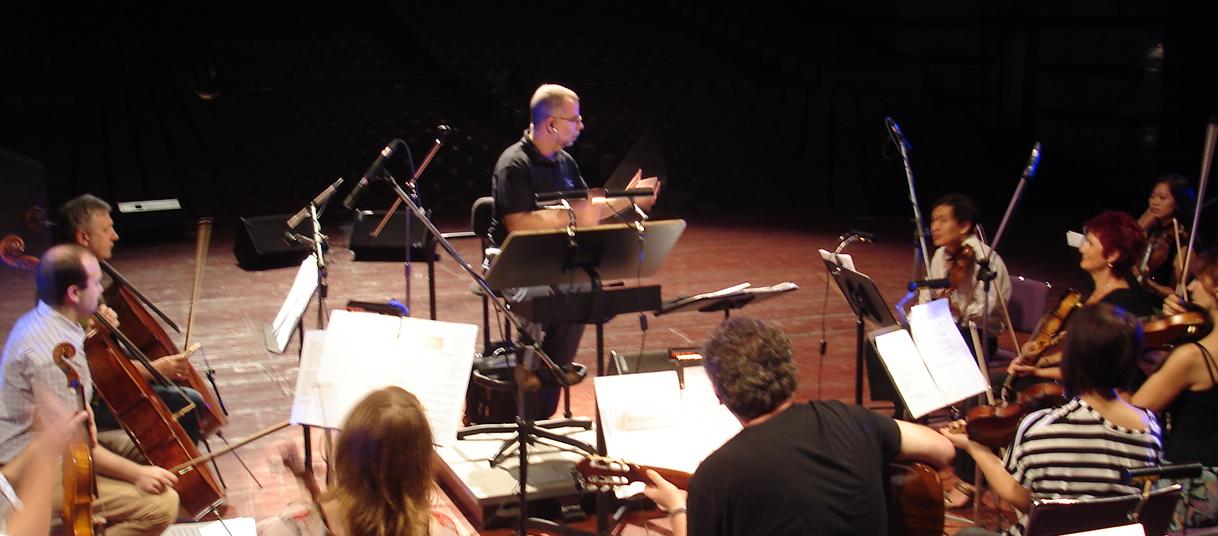 Conducting in Bangkok