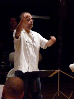Recording with Javier Nandayapa