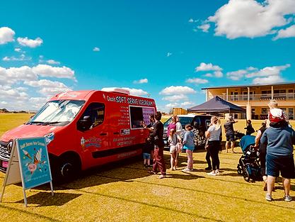 ice cream van hire in perth