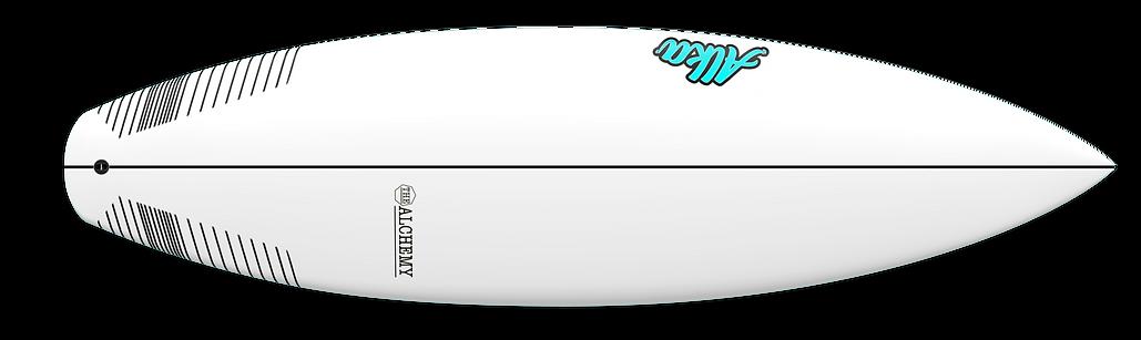 SURFBOARD ALKA THE ALCHEMY DECK