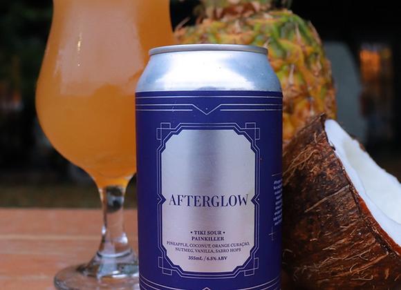Afterglow (Painkiller) Tiki Sour