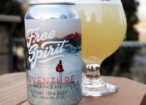 355ml Adventure IPA - NON ALCOHOLIC