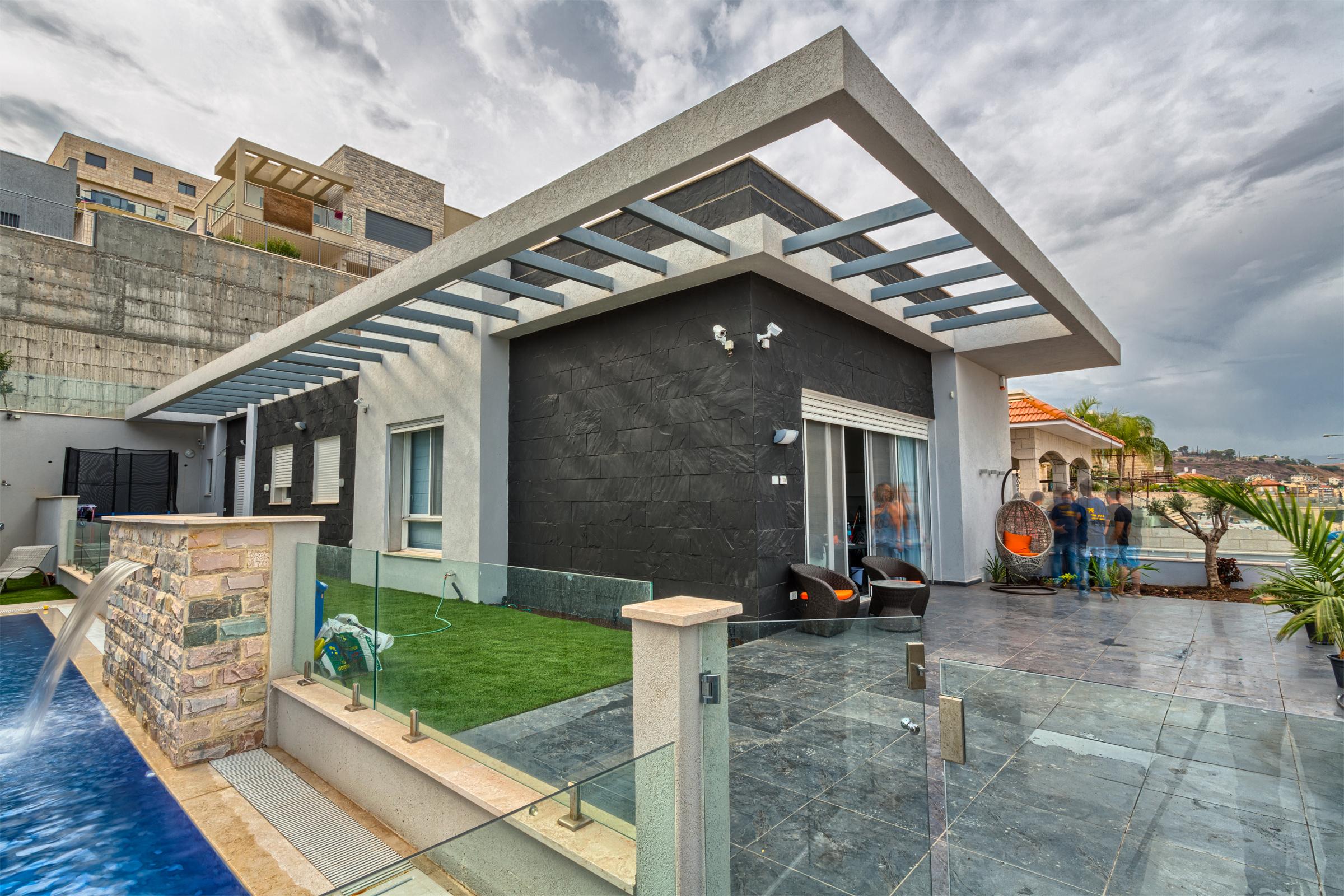 בית מודרני בטבריה