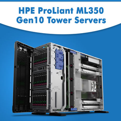 3.HPE-ProLiant-ML350-Gen10-Tower-Servers