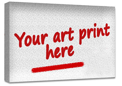 art print with your design