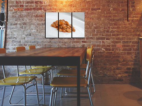 Beans Foods Wall Art Decor Picture Painting Print Food and Cooking Art