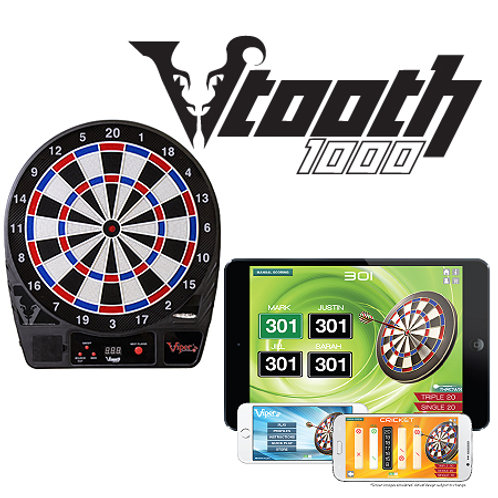 Viper VTooth 1000 Bluetooth Dartboard