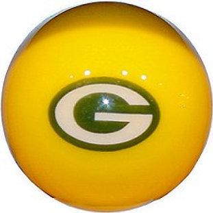 Green Bay Packers Billiard Ball