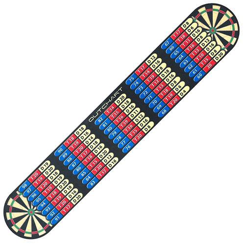 Multi Colored Dart Throwline