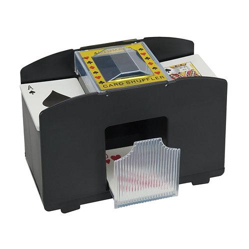 Four Deck Automatic Card Shuffler