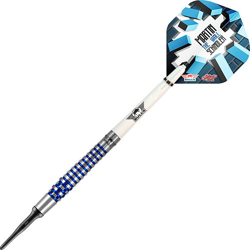 Shot! Martin Schindler The Wall 80% Soft Tip Darts