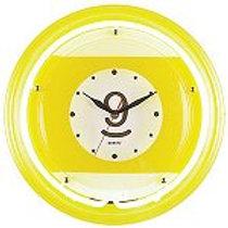 9-Ball Round Neon Clock