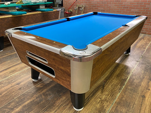 Valley Maple Model Pool Tables