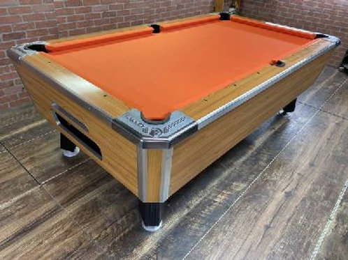 Valley Orange Model Premium Pool Tables