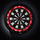 Thumbnail: Gran Board 3s White Clear Bluetooth Dartboard