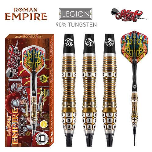Shot! Roman Empire Legion Soft Tip Darts