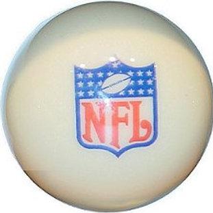 NFL Pool Cue Ball