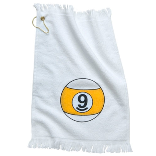 9 Ball Hand Towel