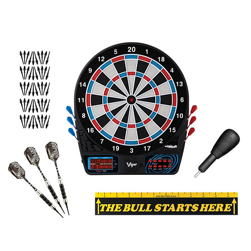 Viper 777 Electronic Dartboard Package