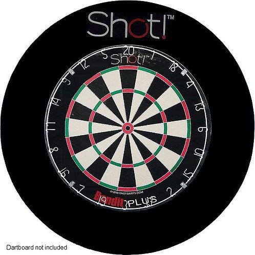 Shot! 4 Piece Dartboard Surround