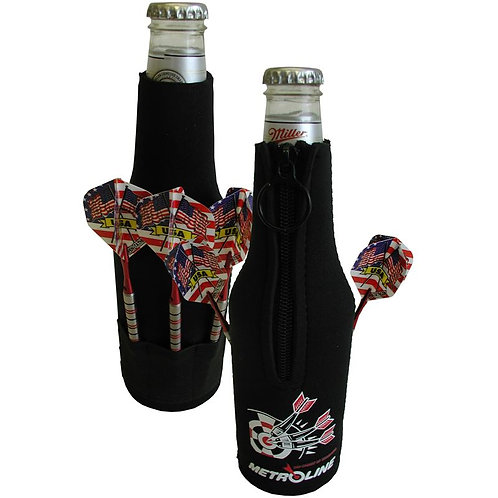 Bottle Dart Koozie
