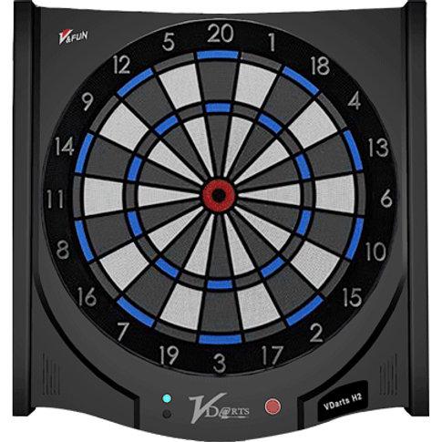 VDarts Online Electronic Dartboard - H2