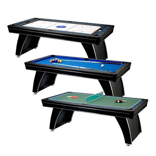 Fat Cat Phoenix MMXI 7' 3-IN-1 Billiard Table