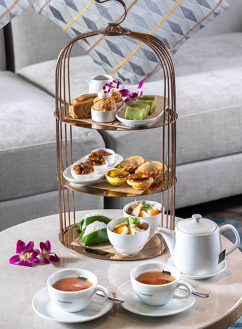 Singapore Style Carlton Afternoon Tea.jp