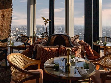 Mahanakhon Bangkok Sky Bar
