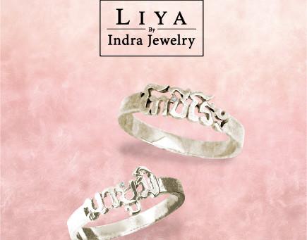 Liya by Indra Jewelry