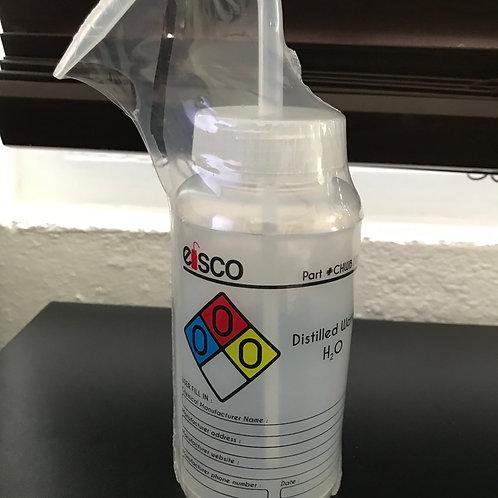 Wash Bottle for Distilled Water 500ml