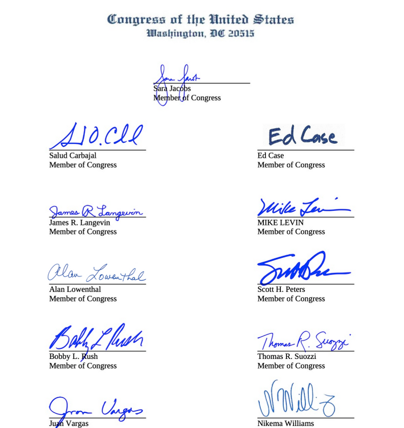 Congressional Letter (2)