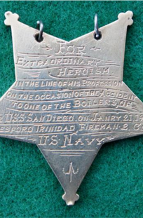 Medal of Honor (Back)