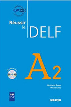 Réussir le DELF A2 (+MP3)